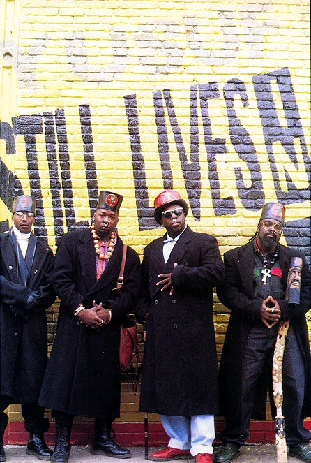 X Clan The Blackwatch Movemen...